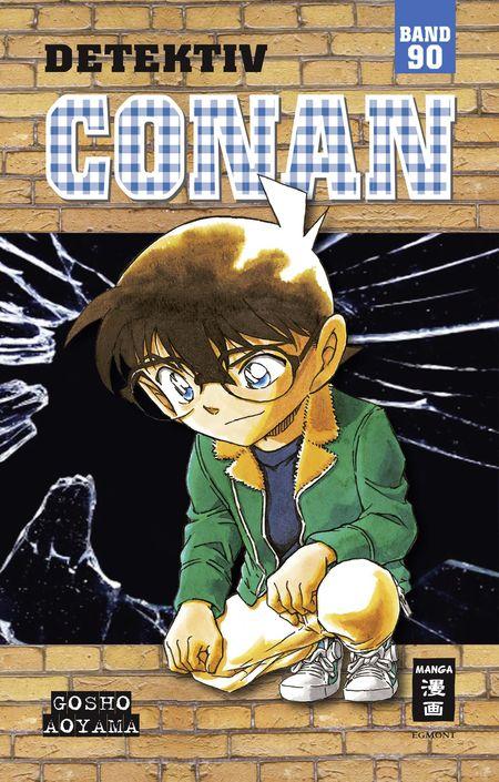 Detektiv Conan 90 - Das Cover