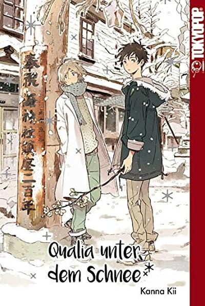 Qualia unter dem Schnee  - Das Cover