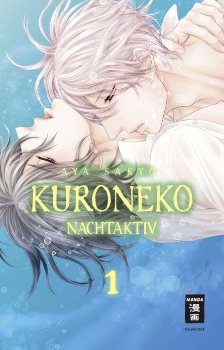 Kuroneko - Nachtaktiv 1 - Das Cover