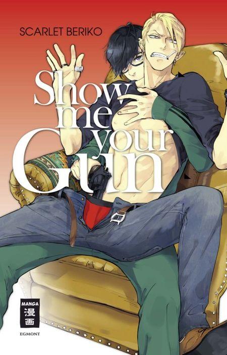 Show me your Gun - Das Cover