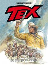 Tex: Der Held und die Legende - Das Cover