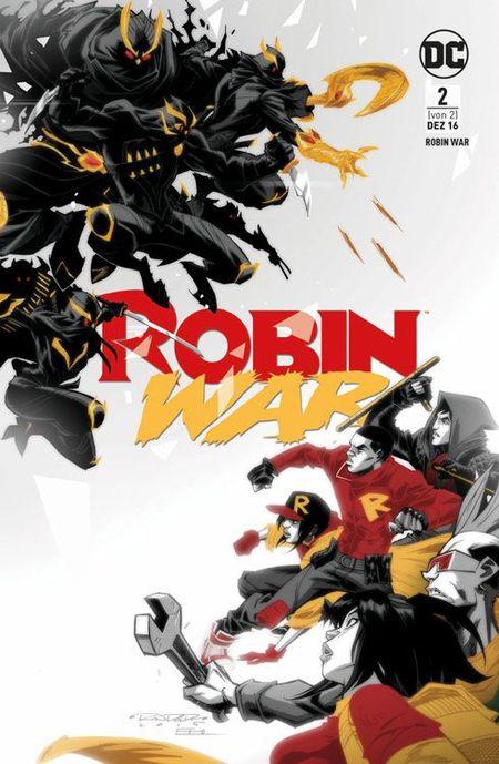 Robin War 2 - Das Cover