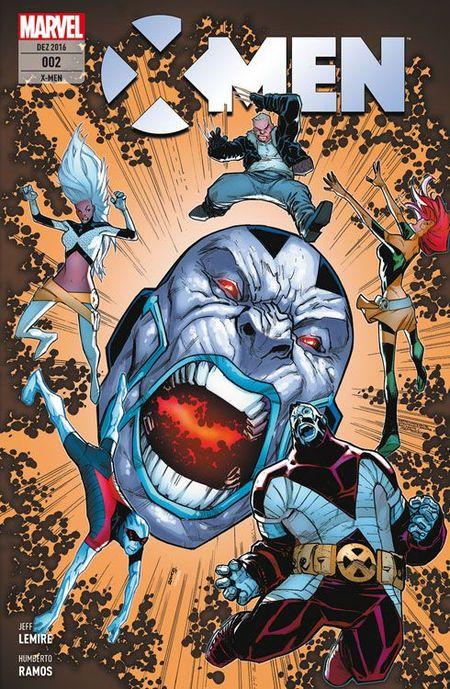 X-Men 2 - Das Cover