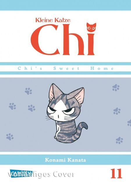 Kleine Katze Chi 11 - Das Cover