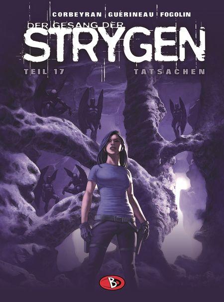 Gesang der Strygen 17 - Das Cover