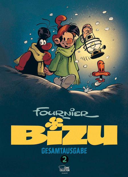 Bizu Gesamtausgabe 2 – 1986-1988 - Das Cover