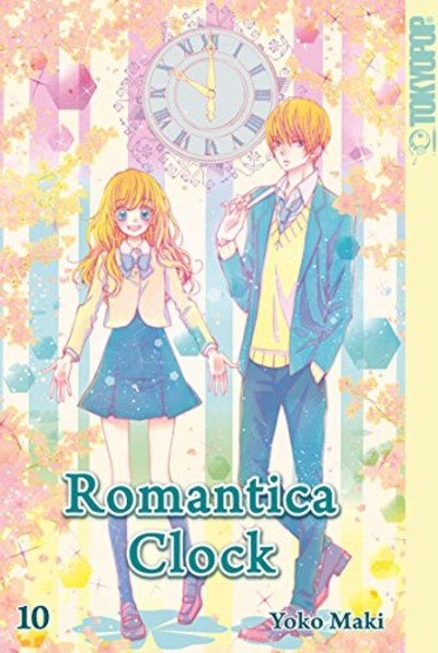 Romantica Clock 10 - Das Cover