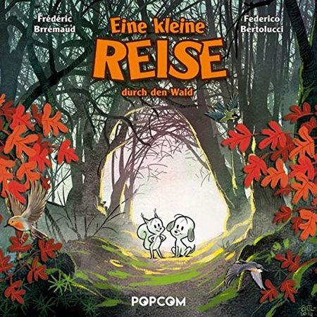 Eine kleine Reise durch den Wald - Das Cover