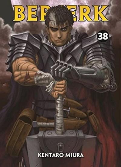 Berserk 38 - Das Cover