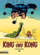 King und Kong Gesamtausgabe 2 - Das Cover