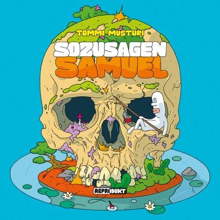 Sozusagen Samuel - Das Cover