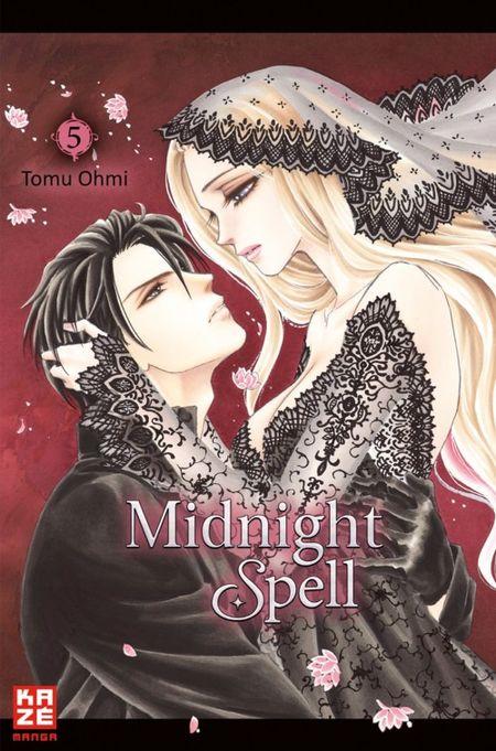 Midnight Spell 5 - Das Cover