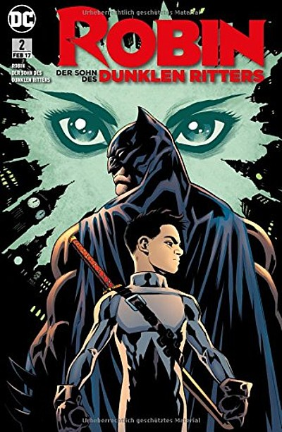 Robin – Der Sohn des dunklen Ritters 2: Im Namen des Vaters - Das Cover