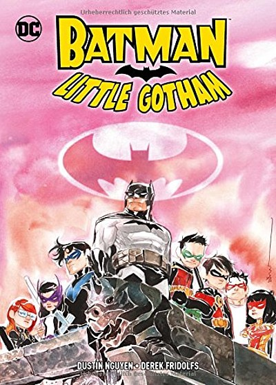 Batman: Little Gotham - Das Cover