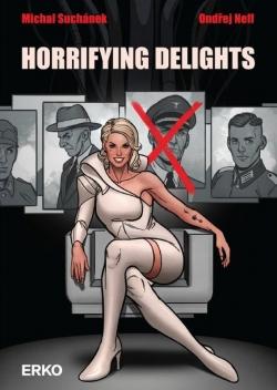 Horrifying Delights - Das Cover