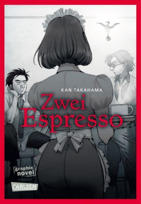 Zwei Espresso - Das Cover