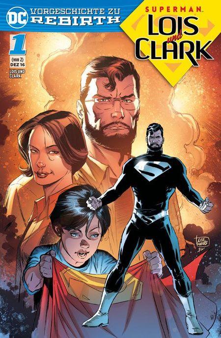 Superman: Lois und Clark 1 - Das Cover