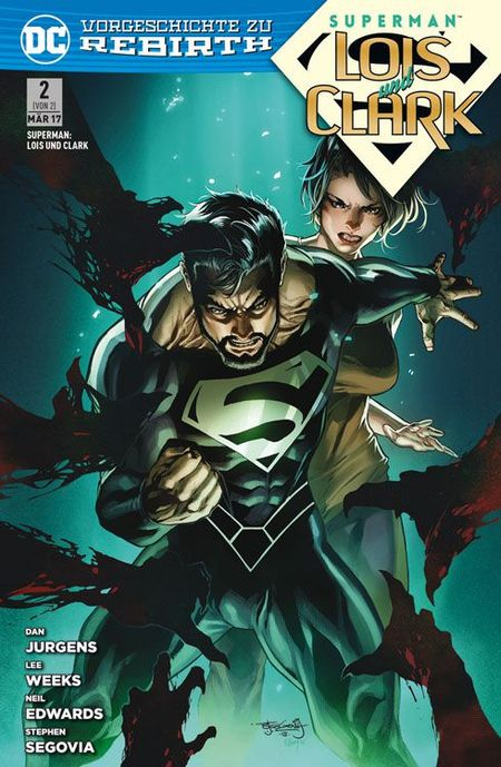 Superman: Lois und Clark 2 - Das Cover