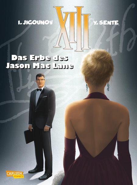 XIII 24 - Das Cover