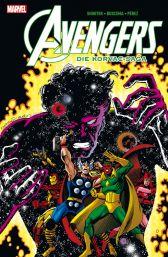 Avengers: Die Korvac-Saga - Das Cover