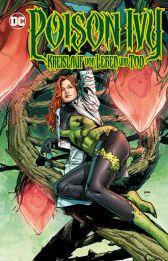 Poison Ivy 1: Kreislauf von Leben und Tod - Das Cover