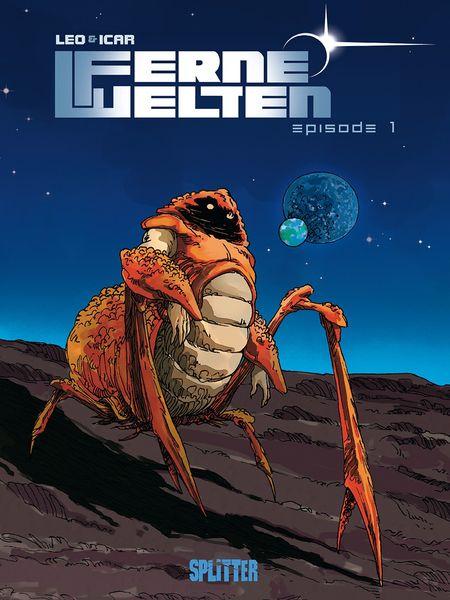 Ferne Welten: Episode 1 - Das Cover