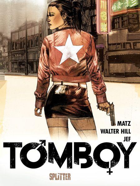 Tomboy - Das Cover
