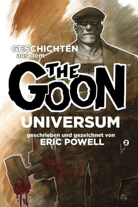 Geschichten aus dem The Goon Universum - Das Cover