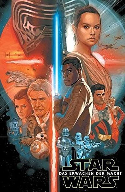 Star Wars: Das Erwachen der Macht - Das Cover