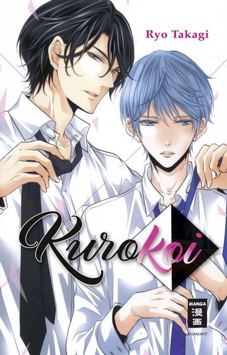 Kurokoi - Das Cover