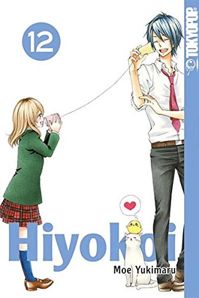 Hiyokoi 12 - Das Cover