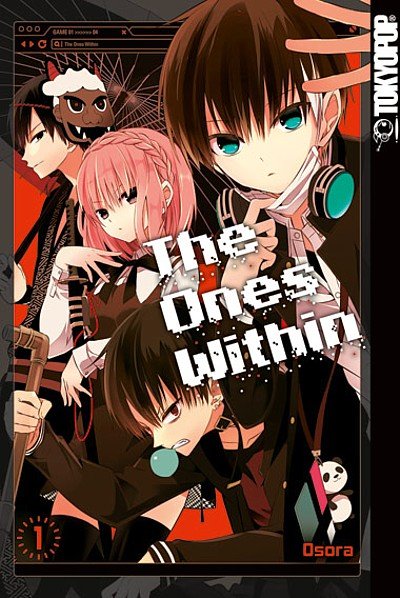 The Ones Within 1 - Das Cover