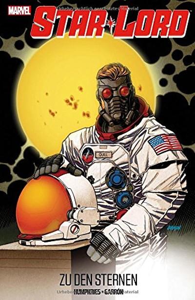 Star-Lord: Auf zu den Sternen - Das Cover