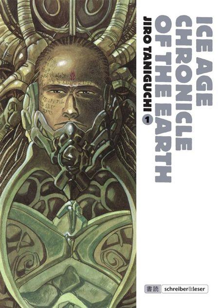 Ice Age Chronicle of the Earth 1: Nunatak, die Eisinsel - Das Cover