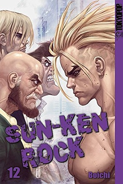 Sun-Ken Rock 12 - Das Cover