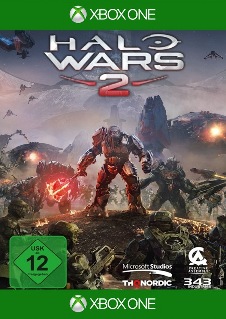 Halo Wars 2 - Der Packshot