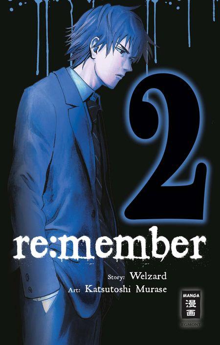 Re:member 2 - Das Cover