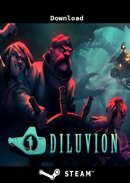 Diluvion - Der Packshot