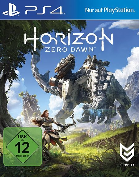 Horizon: Zero Dawn - Der Packshot