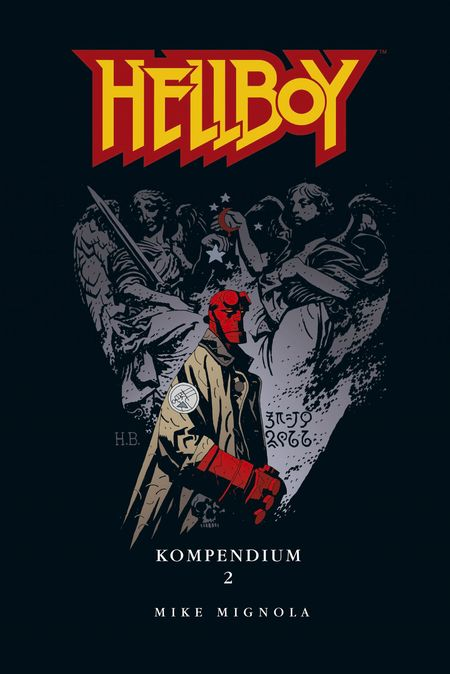 Hellboy Kompendium 2 - Das Cover