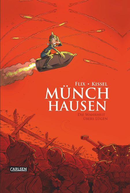 Münchhausen - Das Cover