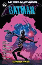 Batman Paperback 8: Superschwer - Das Cover