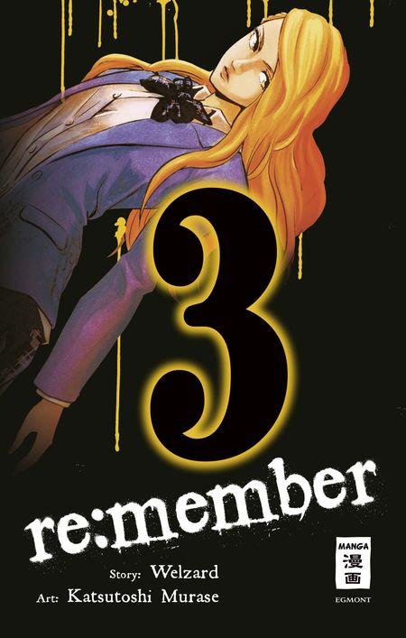 Re:member 3 - Das Cover