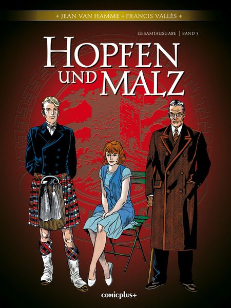 Hopfen und Malz – Gesamtausgabe Band 3 - Das Cover