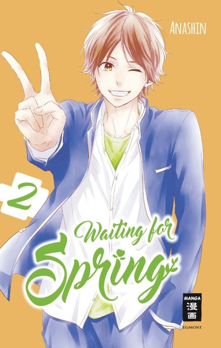 Waiting for Spring 2 - Das Cover