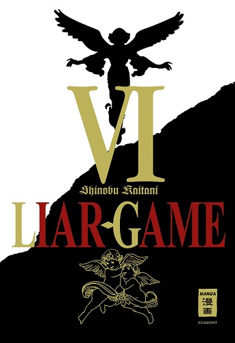 Liar Game 6 - Das Cover
