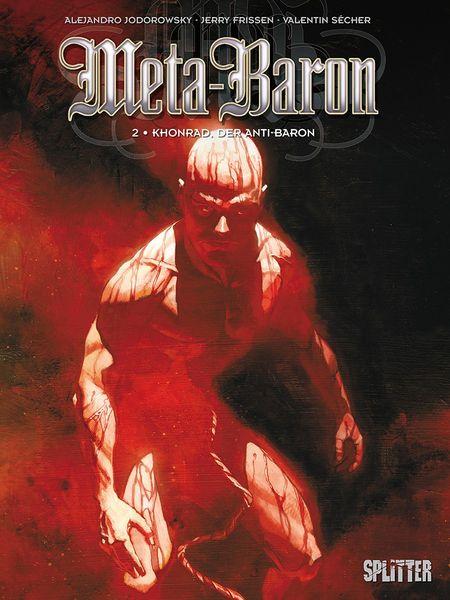 Meta-Baron: Band 2. Khonrad, der Anti-Baron - Das Cover