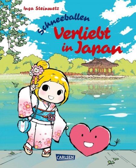 Schneballen – Verliebt in Japan - Das Cover