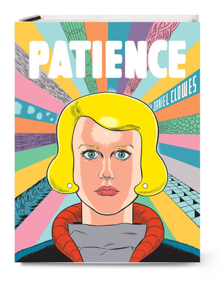 Patience - Das Cover