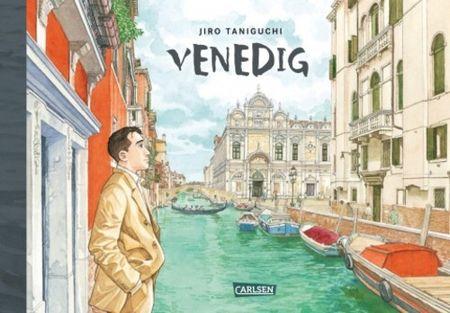 Venedig - Das Cover